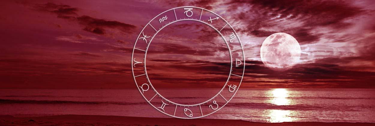 La lune et les signes astrologiques