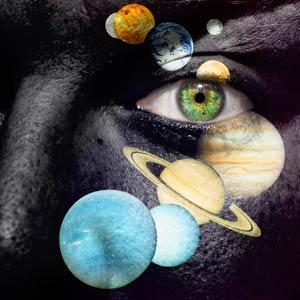les planètes en astrologie